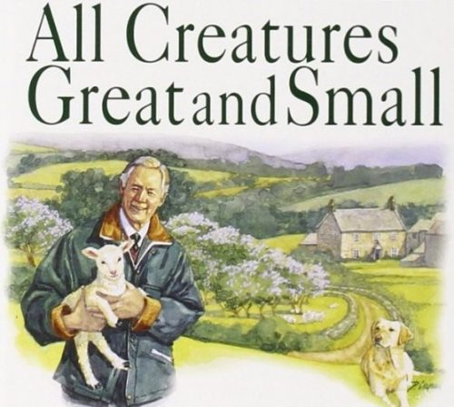 Book Review: All Creatures Great and Small